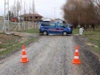 Çankırı'da bir köy karantina altına alındı