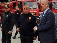Çankırı Belediyesi İtfaiye Müdürü Ahmet Semerci görevden alındı