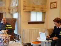 Meral Akşener: Virüs bizim eve girdi