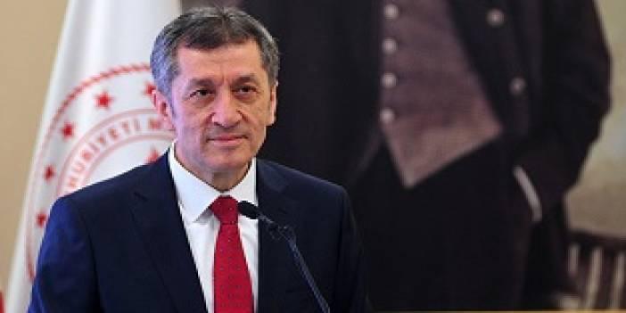 Milli Eğitim Bakanı Ziya Selçuk'a açık mektup!