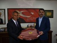 Çevre ve Şehircilik Bakanı Murat Kurum'dan Çerkeş'e özel ziyaret