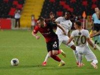Gaziantep FK: 1 - MKE Ankaragücü: 1