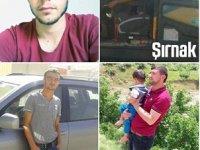 Şırnak'ta patlama: 4 İşçi şehit oldu!