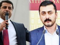 AYM'den flaş Selahattin Demirtaş ve Eren Erdem kararı