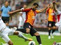Galatasaray: 3 - Gaziantep FK: 3