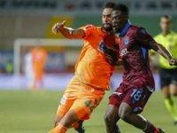 Aytemiz Alanyaspor: 2 - Trabzonspor: 2