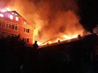 Kastamonu'da 8 yıl sonra, evi ikinci kez yandı!