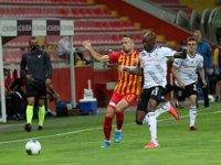 HES Kablo Kayserispor: 3 - Beşiktaş: 1