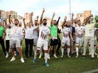 Süper Lig'e yükselen ilk takım Hatayspor oldu