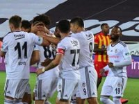 BtcTurk Yeni Malatyaspor: 0 - Beşiktaş: 1
