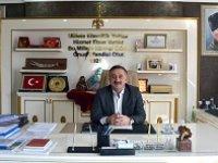 Ilgaz Belediye Başkanı Öztürk'den 15 Temmuz mesajı