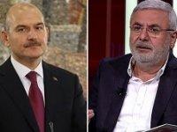 AKP'li Metiner ile Bakan Soylu canlı yayında tartıştı