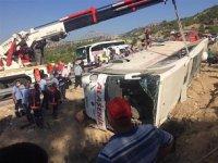 Mersin'de otobüs kazasından acı haber geldi! 5 şehidimiz var