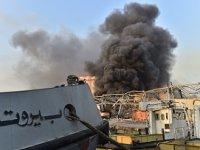 Lübnan'ın başkenti Beyrut'ta patlamada ölenlerin sayısı artıyor