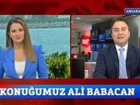 Babacan'dan bomba iddia: 'Alınan o ucuz kredinin döviz ve altına gittiği söyleniyor'
