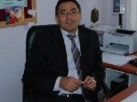 Çankırı İl Milli Eğitim Rehberlik Araştırma Merkezi Müdürü Çelebi'nin Covid-19 testi pozitif çıktı