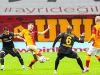 Galatasaray: 1 - HK Kayserispor: 1