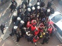 Gözaltına alınan 109 metal işçisi serbest bırakıldı