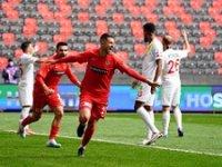 Gaziantep FK: 2 - Yeni Malatyaspor: 2