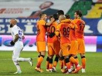 Çaykur Rizespor: 0 - Galatasaray: 4