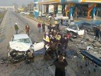 Bursa'da kafa kafaya facia: 2 Ölü 3 yaralı