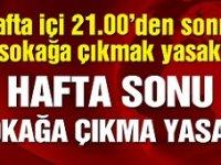 Erdoğan, yeni coronavirüs yasaklarını açıkladı