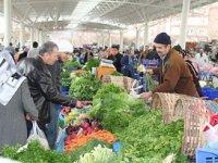 Çankırı'da 'pazar pazarı' pazartesi gününe alındı
