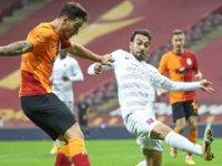 Galatasaray: 3 - A. Hatayspor: 0