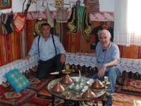 Gaziler köyünde Küçükbaşağa koltuğunda