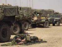 Askeri araca saldırı