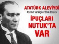 Atatürk Aleviydi tezine tarihçilerden destek
