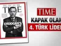 Erdoğan, TIME dergisine kapak oldu