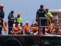Endonezyada göçmen teknesi battı