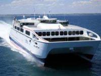 İDO feribotu gemi ile çarpıştı