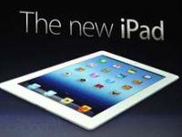 Ve karşınızda yeni iPad
