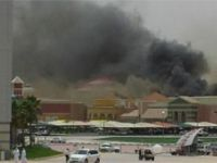 Katarda yangın faciası