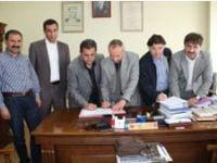 Çankırı Belediyesinde toplu sözleşme imzalandı