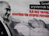 Atatürkün otopsi fotoğrafları yayınlandı