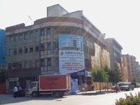 Çankırı Belediye binasında çalışmalar STOP!