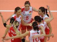 Filenin Sultanları, Sırbistanı 3-0la geçti