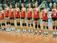 Filede genç kızlarımız Avrupa Şampiyonu