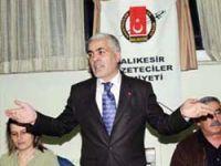 Balıkesirde belediye 2 gazeteye yasak getirdi!