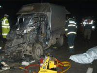 Karabükte trafik kazası: 1 can kaybı