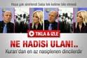 Yaşar Hoca Saba Tümerle Bugünde çok sinirlendi
