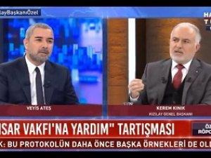Türk Kızılayı Başkanı'ndan vergi kaçırmaya kılıf!